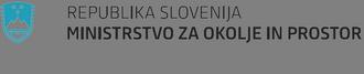 REPUBLIKA SLOVENIJA, Ministrstvo za okolje in prostor